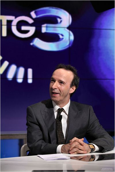 To Rome with Love : photo Roberto Benigni