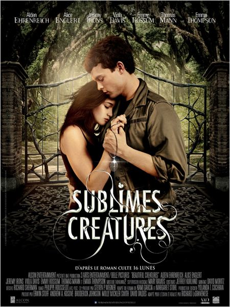 Sublimes Cr�atures (2013) [FRENCH] [BRRIP] XviD-FUZION