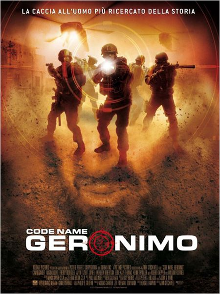 Code Name Geronimo (2012) [VOSTFR] [DVDRiP AC3]