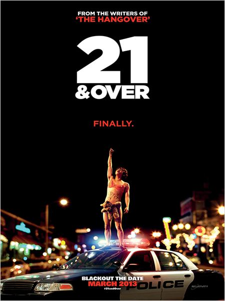 21 &amp; Over [FRENCH DVDSCR] 