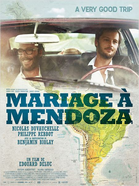 Mariage à Mendoza [FRENCH] [DVD-R PAL]