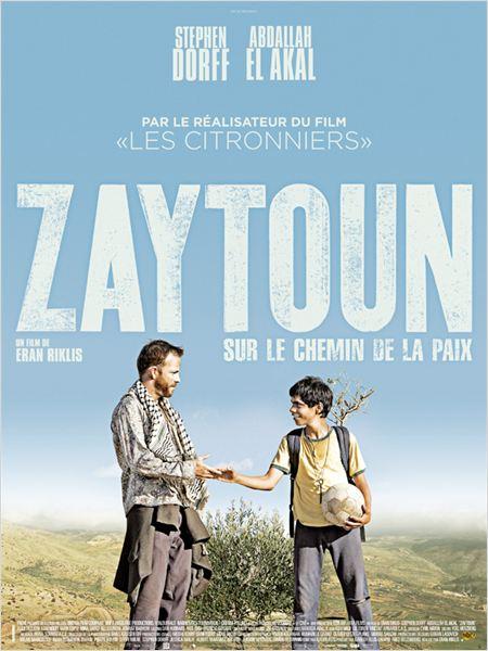 Zaytoun : affiche