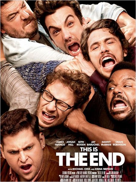 This is the End : affiche