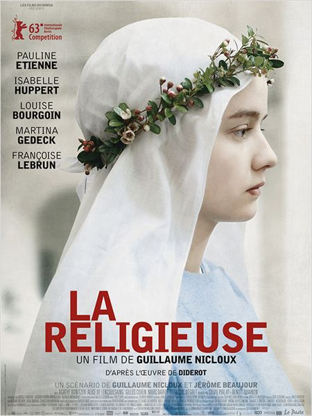 La Religieuse : affiche
