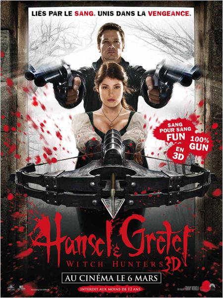 Hansel & Gretel : Witch Hunters [FRENCH][TS]