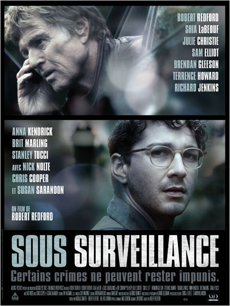 Sous surveillance : Affiche
