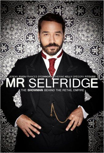 affiche Mr. Selfridge