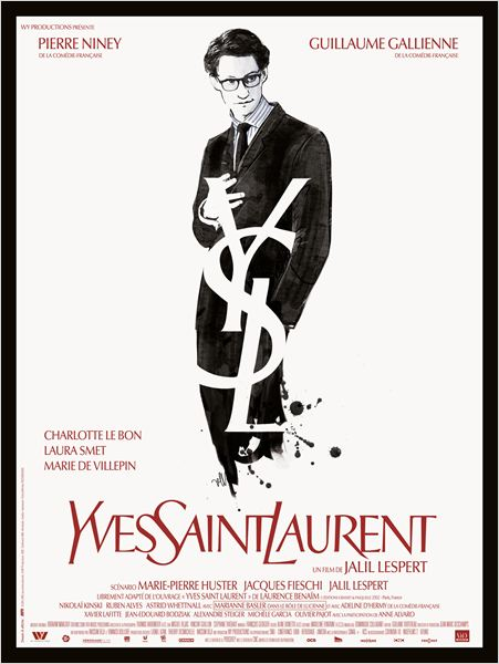 Yves Saint-Laurent [BDRip] [MULTI]