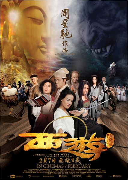 Journey to the West: Conquering the Demons [DVDRiP