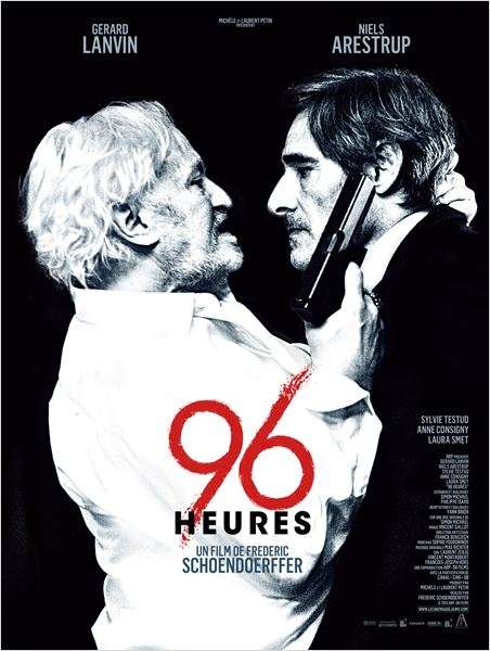96 Heures : Affiche