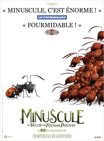 Telecharger Minuscule - La vallée des fourmis perdues FRENCH BDRIP Gratuitement