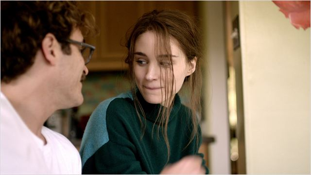 Her : Photo Joaquin Phoenix, Rooney Mara