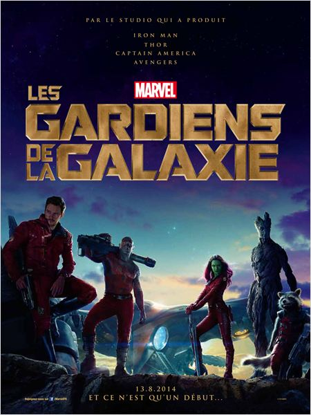 Les Gardiens de la Galaxie [DVDRIP-TRUEFRENCH]
