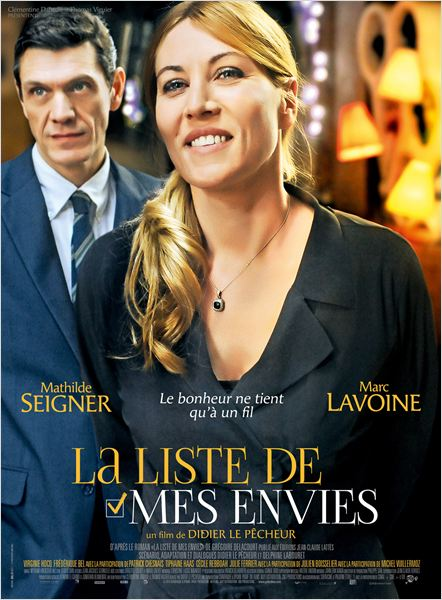 Telecharger La Liste de mes envies FRENCH Blu-Ray 720p Gratuitement