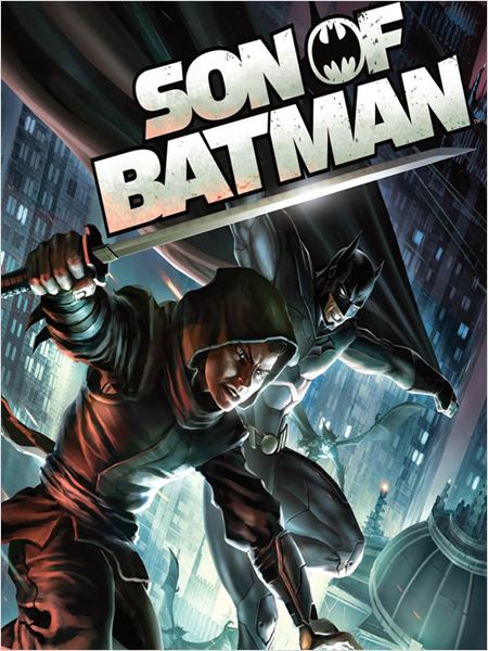 Son Of Batman [FRENCH BDRiP]