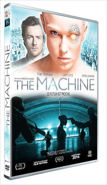 The Machine [DVDRiP] [MULTI]