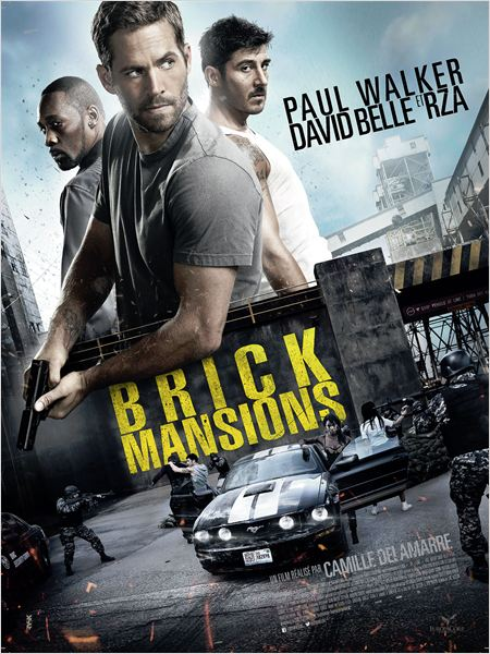 Brick Mansions [WEBRiP] [MULTI] FR