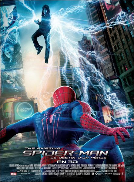 The Amazing Spider-Man : le destin d'un Héros [HDCAM] [MULTI]