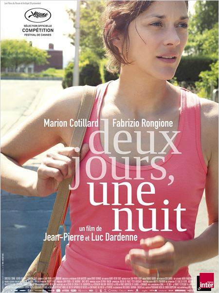 Deux jours, une nuit streaming dvdrip