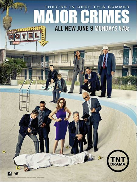Major Crimes saison 3 en français