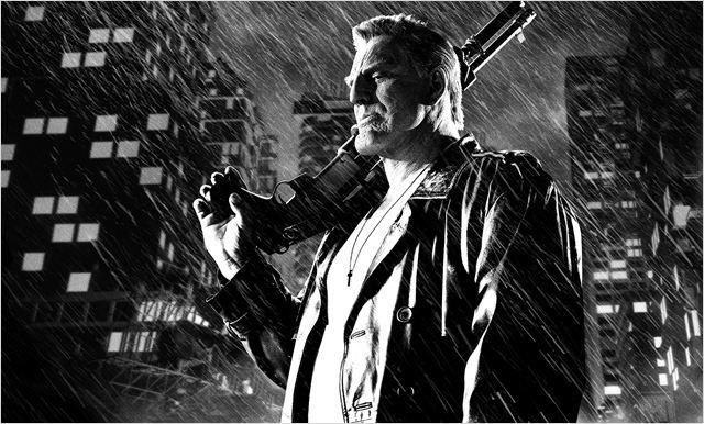 Sin City : j'ai tué pour elle : Photo Mickey Rourke