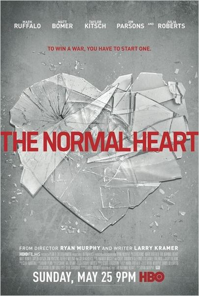 The Normal Heart [HDRip] [MULTI]