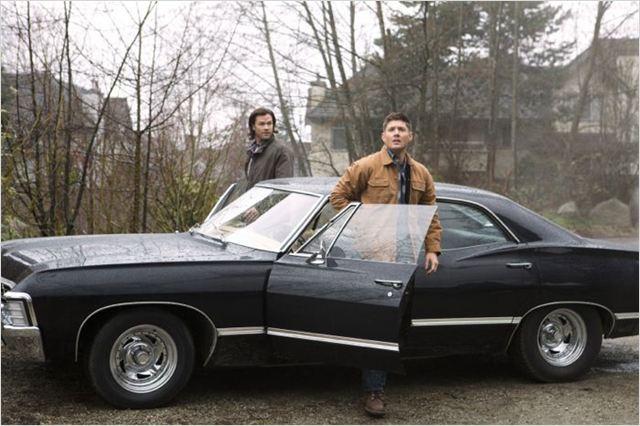 Supernatural photo de jared padalecki et jensen ackles 537 sur 1 319 allocine - Jensen ackles taille ...