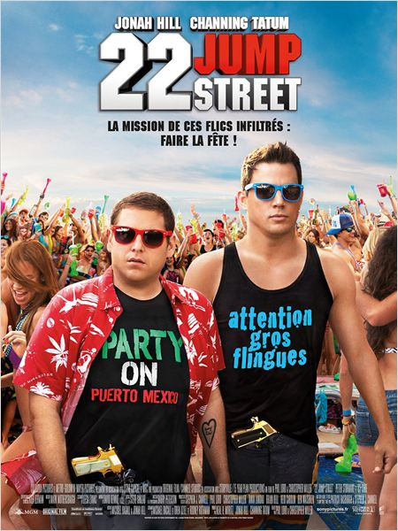 Telecharger 22 Jump Street  TrueFrench BDRIP Gratuitement