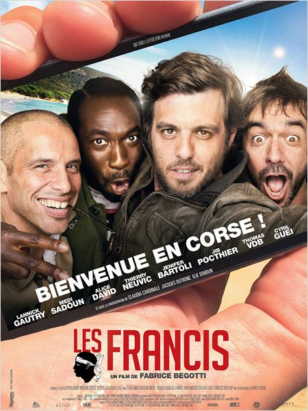 Telecharger Les Francis FRENCH DVDRIP Gratuitement