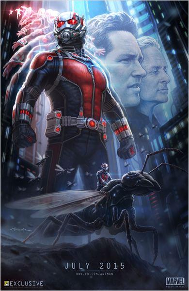 Ant-Man : Affiche
