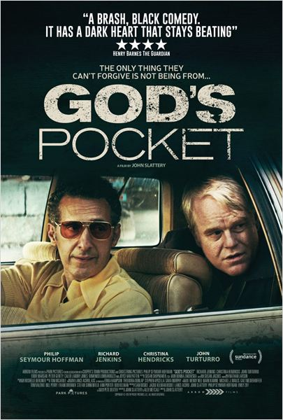 God's Pocket (2014)[BDRiP] [Francais]