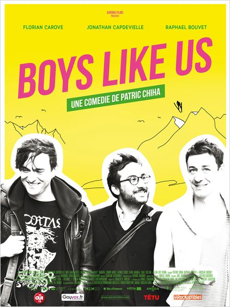 Boys Like Us : Affiche
