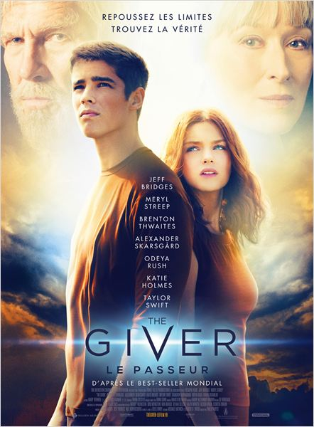 The Giver - TRUEFRENCH MD | BRRIP