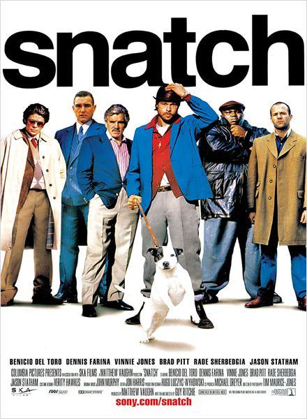 Snatch MULTI PAL DVD-R RLS@Boy