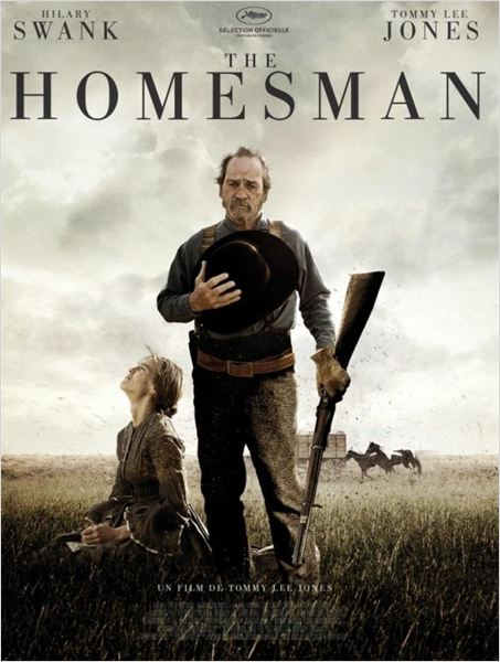Telecharger The Homesman  TrueFrench DVDRIP Gratuitement