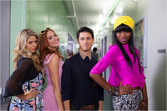 G.B.F. : Photo Andrea Bowen, Michael J. Willett, Sasha Pieterse, Xosha Roquemore