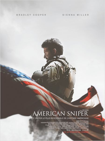 American Sniper TRUEFRENCh | HDRIP MD