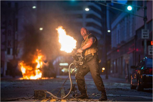 Fast & Furious 7 : Photo Dwayne Johnson