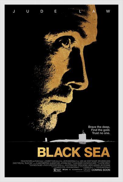 Black Sea : Affiche