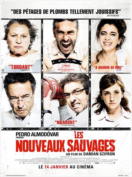 Les nouveaux sauvages - Le ciné d'Alain