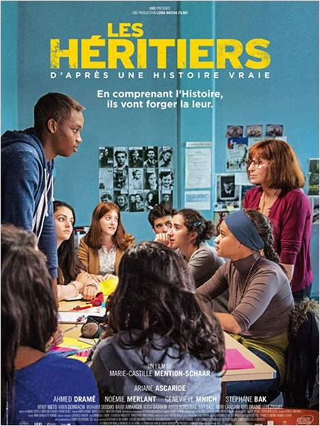 Les Héritiers [DVDRiP] [TRUEFRENCH]