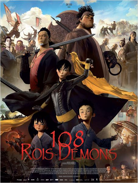 108 Rois-Démons [DVDRiP] [FRENCH]