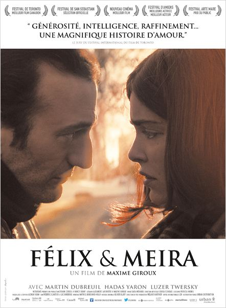Félix et Meira  FRENCH | HDRIP