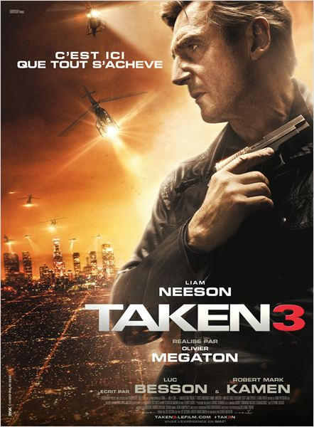 Taken 3 [DVDRiP] [TRUEFRENCH]