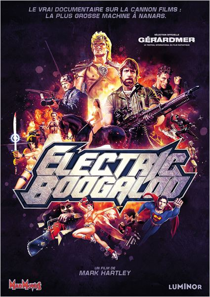 Electric Boogaloo : Affiche