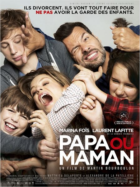 Papa ou maman FRENCH | DVDRIP