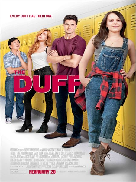The DUFF [DVDRiP] [FRENCH]