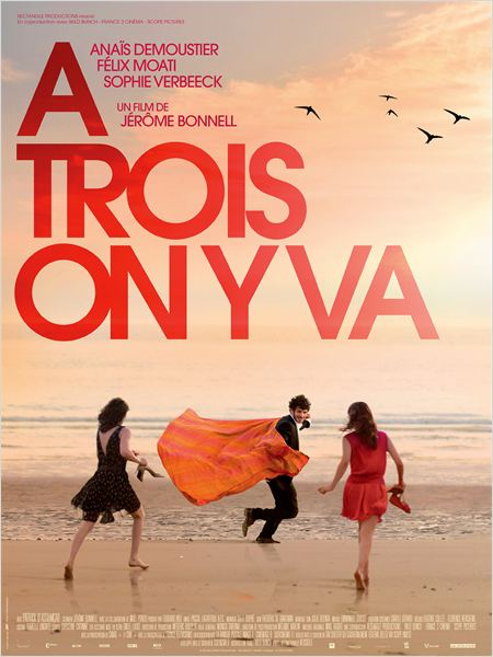 A trois on y va FRENCH DVDRIP