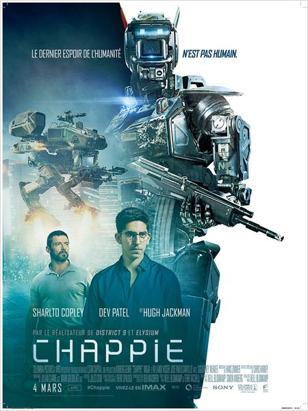 Chappie   TRUEFRENCH | HDRIP MD