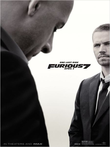 FAST & FURIOUS 7 en streaming
